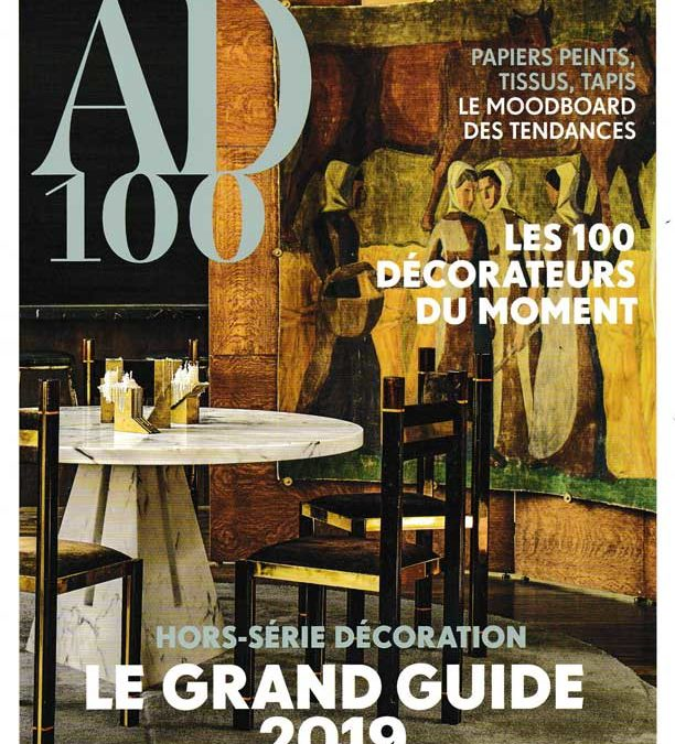 Piece in AD – n° 100 hors-série