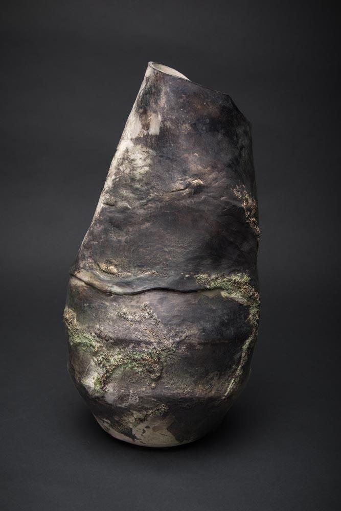 texture d'une céramique Frechet
