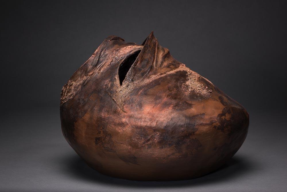 Céramique Claire Fréchet aspect cuir