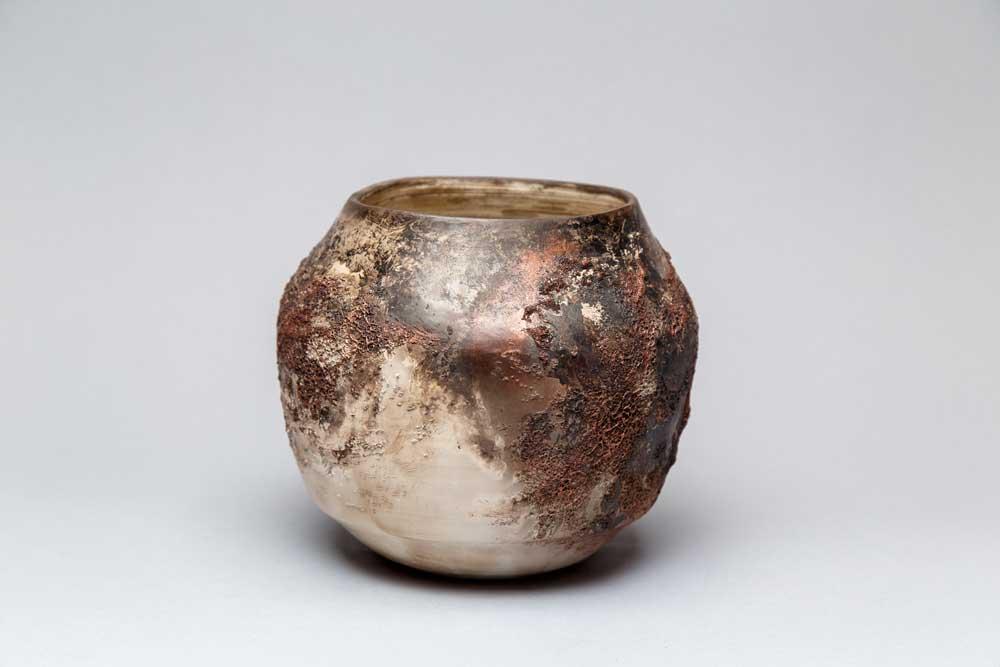 Fréchet sculpture céramique création pièce unique
