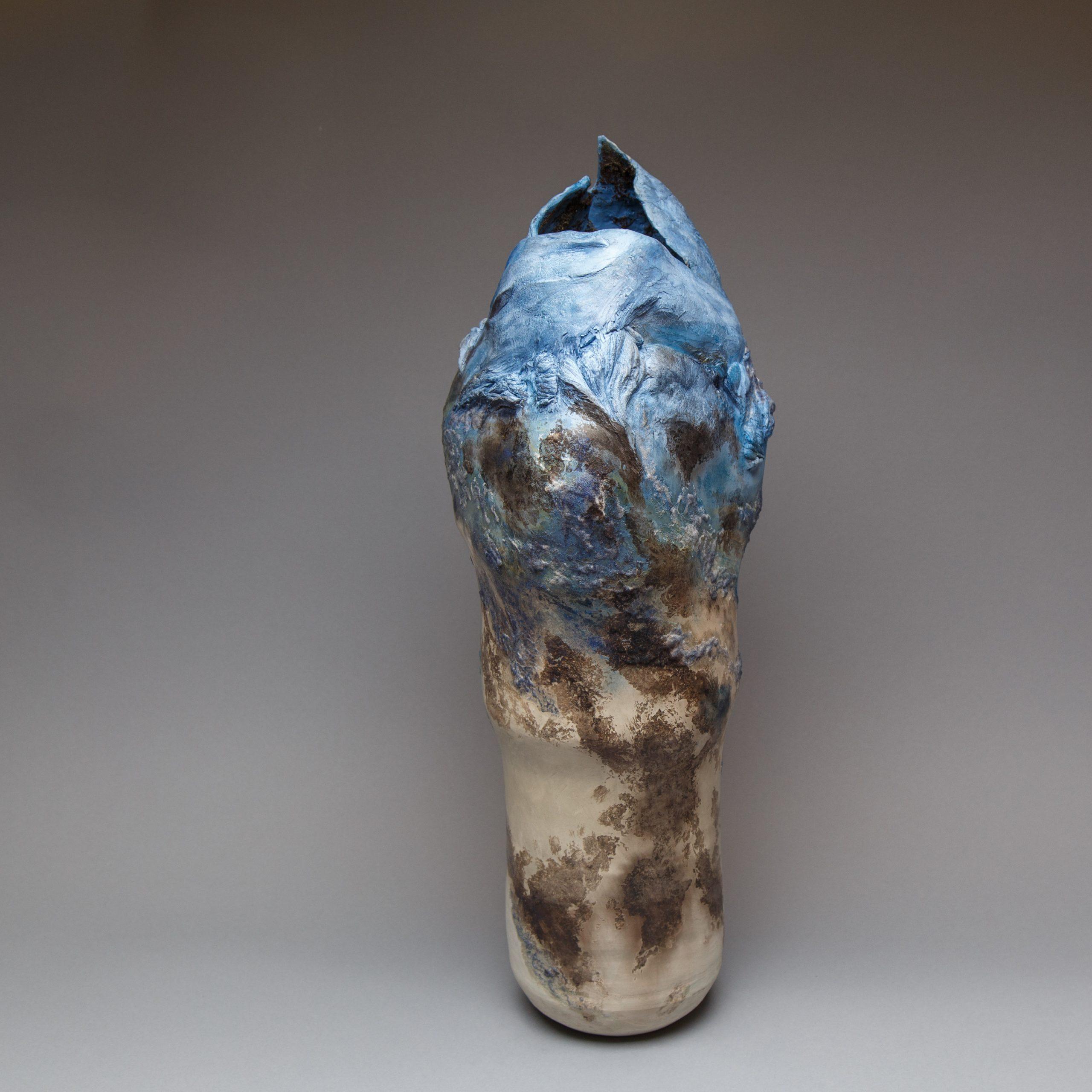 sculpture contemporaine faïence claire frechet ceramiste